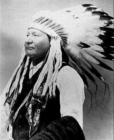 Cheyenne Chief Two Moons
